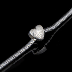0502-00 Hartvormige bead