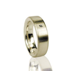 1111-01 Ring met steen