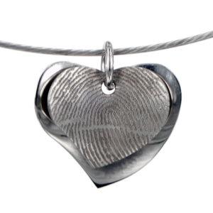 0228-00 Hartvormige hanger