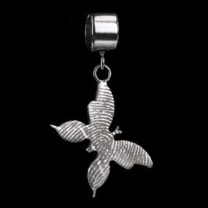0509-00 Vlinder bead