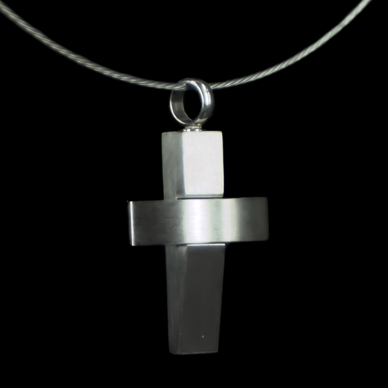 0836-00 Kruisvormige ashanger